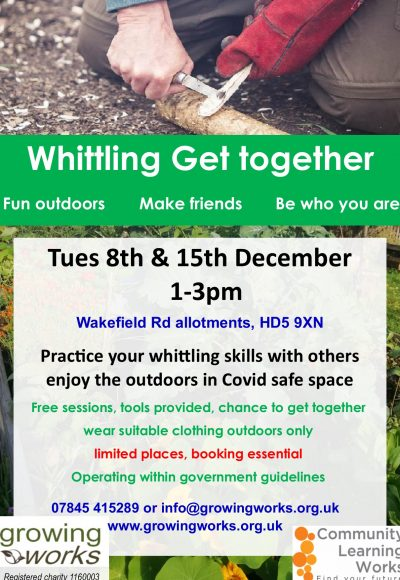 whittling get together